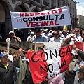 El Gobierno impulsará la ejecución de Tía María y Conga en el 2013