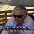 Mujica increpado por proyecto de puerto minero