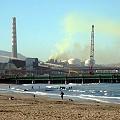 Manifestaciones en Ventanas para exigir cancelación de nuevas termoeléctricas