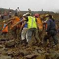 Minera pagó 500 dólares por fallecidos en derrumbes