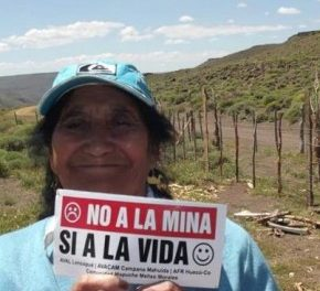 Comunidad Mapuche resiste concesión minera en su territorio
