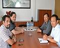 En Río Negro los controles mineros se acuerdan con las empresas