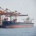 Una «mina de hierro flotante» o un super barco del saqueo