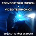 Convocatoria musical y video-testimonios 10° Aniversario del Plebiscito
