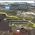 Agrupaciones ciudadanas interponen recurso para detener proyecto minero Cerro Casale