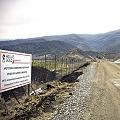 Pobladores y minera canadiense enfrentados una batalla por el oro de Grecia
