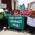 Comuneros de Cañaris en «permanente movilización»