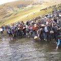 Lo que defienden miles de pobladores en Conga