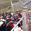 Pobladores levantan bloqueo a mina de oro de Barrick en La Libertad