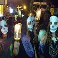Carnaval en La Pedrera con «El entierro del Uruguay Natural»