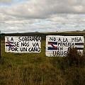 Gobierno uruguayo quiere asociarse al saqueo y contaminación de minera Aratirí