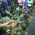 Indígenas venezolanos capturan a 42 militares por una disputa minera