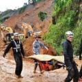 Un minero muerto dejó deslave en Ponce Enríquez