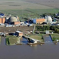 Los lugares donde el gobierno instalaría un nuevo reactor nuclear