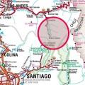 Una aberración ambiental en los alrededores de Santiago