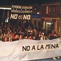 Presentan proyecto para declarar de interés municipal las actividades por los 10 años del No a la Mina