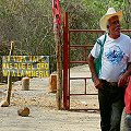 Cancelan licencia a mina El Sastre