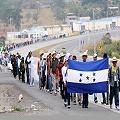 Campesinos culminan marcha contra minería y ciudades modelo
