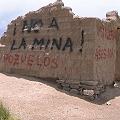 Nuevas acciones de puneños advirtiendo daños de minería