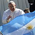 El Papa, la firma, el codo y la minería a gran escala