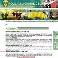 Lista de convenios entre policía peruana y empresas mineras
