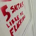 Cinco Saltos ratifica la prohibición del fracking