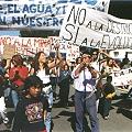 Marcharán en Esquel ratificando 10 años de NO A LA MINA
