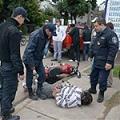 Mas tensión en Calcídia por megaminería, allanan viviendas
