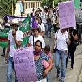 Salen a la calle a exigir no se permita explotación minera