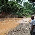 Barrick convierte río Maguaca de Cotuí en cañada contaminada