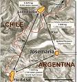 La canadiense NGEX explora montada en la Cordillera de los Andes