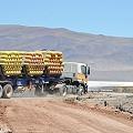 La minera FMC ampliará un gasoducto para su beneficio en la Puna