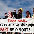 Indígenas y pescadores ocupan obras de represa Belo Monte