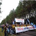 Gualeguaychú volvió a marchar al puente San Martín contra la pastera