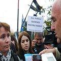 Williams dijo a empleados de Minas Argentinas que reclamen a la multinacional