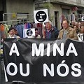 Afectados por mina de feldespatos se sienten ´pateados´ por la Xunta de Galicia