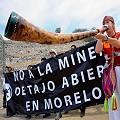 Solicitan cancelar proyecto minero en Morelos