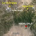 Minera estatal explorará en Cerro Atajo para extraigan grandes mineras