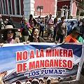 Polémico proyecto minero Los Pumas fue aprobado en Arica
