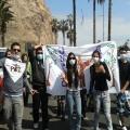 En Arica marcharon contra termoeléctrica, minería y transgénicos