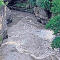 Cianuro y plomo estám contaminando río en Tolima