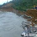 Derrame minero contamina ríos y mata peces