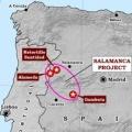 Definen como «inviable económicamente» la mina de uranio de Retortillo-Villareja