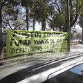 Contra la fábrica de explosivos en las Jornadas Internacionales de Medio Ambiente