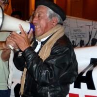 La hija del Che resaltó la importancia de la lucha de don Patricio Huichulef