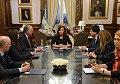 Minera IRL se reunió con Cristina Fernández y confirmó nueva mina de oro y plata