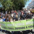 Los grupos de ecologistas gallegos piden que se prohíba el cianuro en la minería
