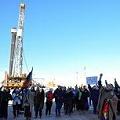 Mapuche levantaron bloqueo a YPF y pidieron «severo castigo» por ataque incendiario
