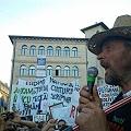 Protesta contra mina de oro revela malestar social mayor