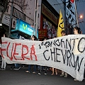 Marcha masiva para exigirle a De la Sota la emergencia ambiental